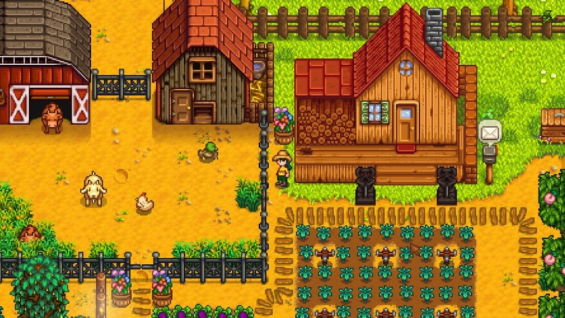 Stardew Valley multiplayer lets you turn your friends into laborers