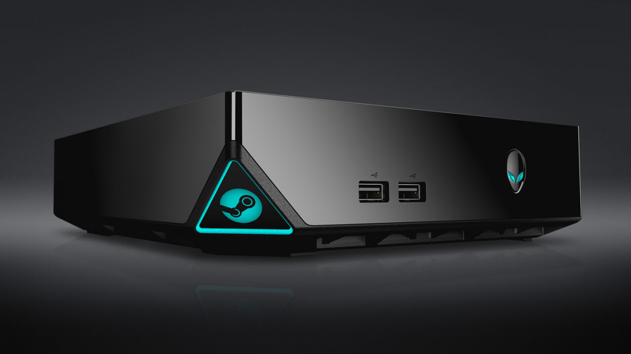 Valve says its Linux-powered Steam Machines aren't dead yet