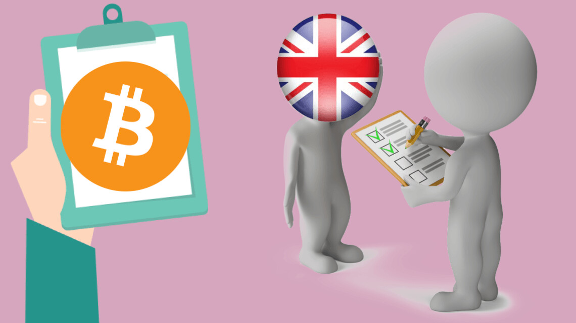 Brits pessimistic about cryptocurrencies, survey shows