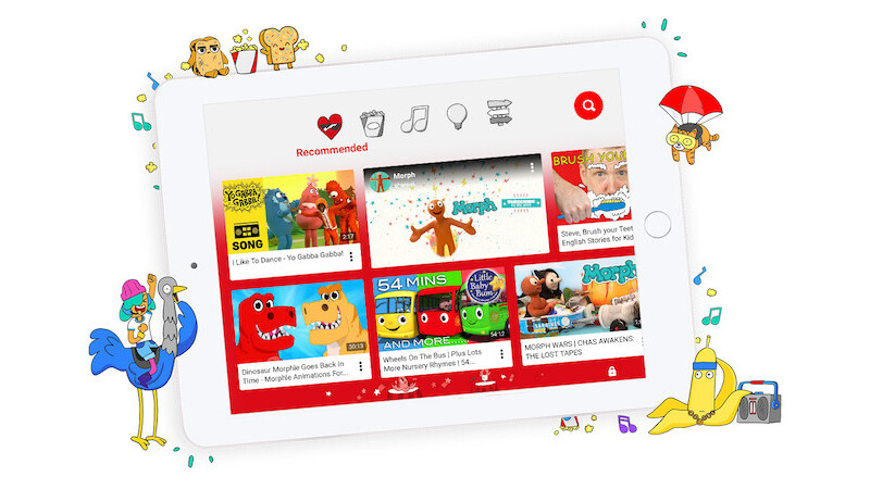 YouTube Kids hands the reins to parents rather than fixing its own mess