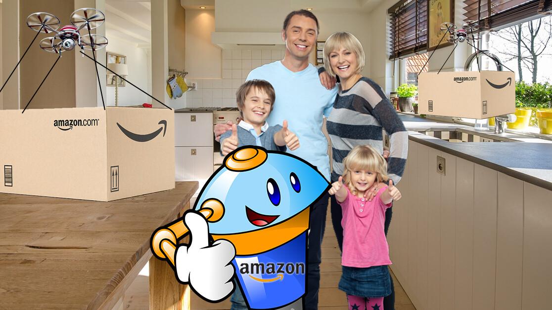 Amazon is cramming Alexa into a household robot