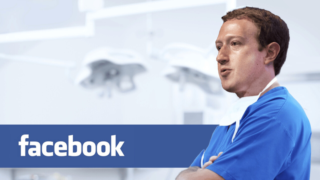 Facebook hits the brakes on creepy project to access your patient data from hospitals