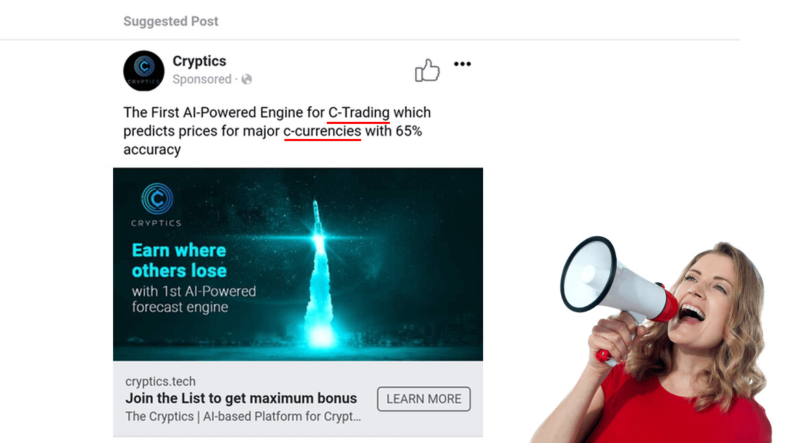 Cryptocurrency startups bypass Facebook ad ban with sly marketing tricks