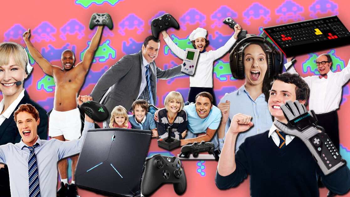 Basement-dwellers no more: Study says gamers are cool now