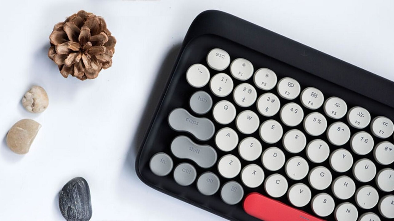 From Indiegogo star to the coolest retro wireless keyboard you'll see: Lofree's Four Seasons is available for less than $100
