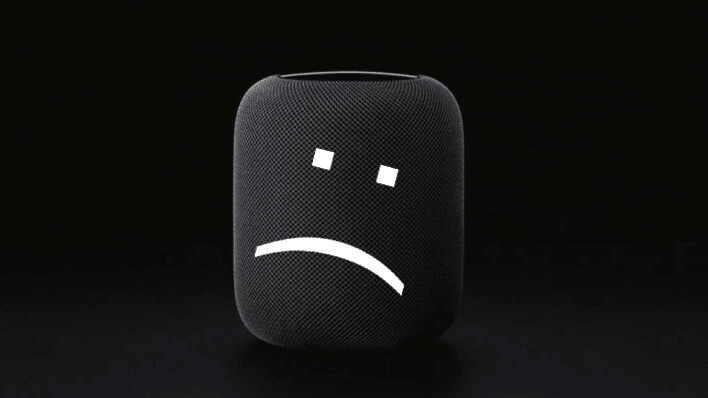 Apple sucks at selling HomePods