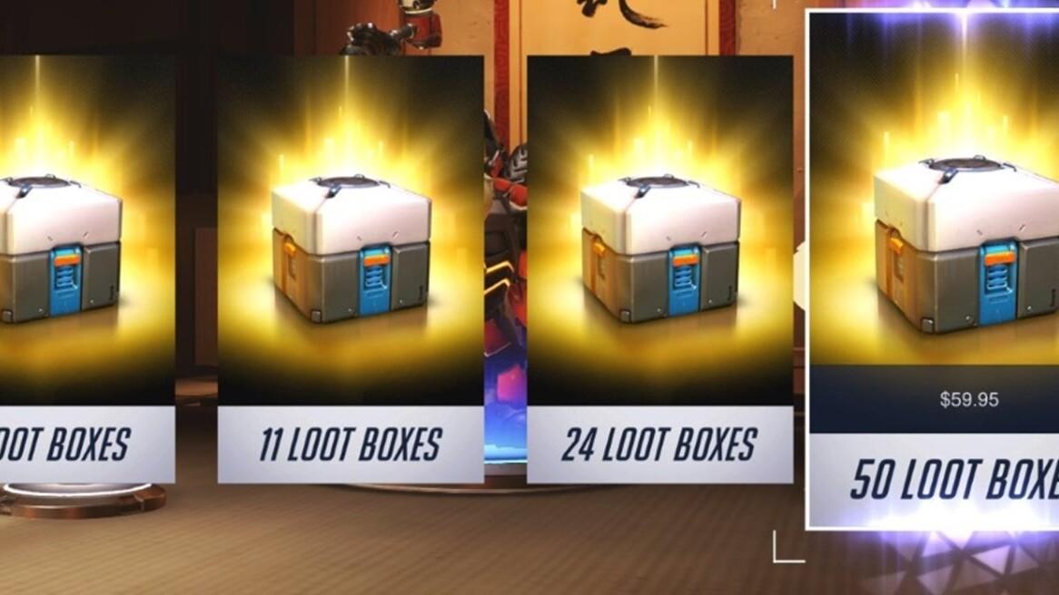 UK committee condemns loot boxes ('surprise mechanics') as gambling