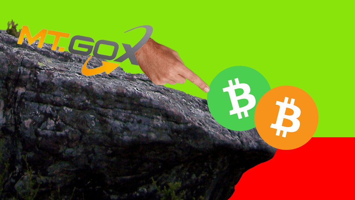 Mt. Gox moves 16,000 BTC and 16,000 BCH coins out of its wallets