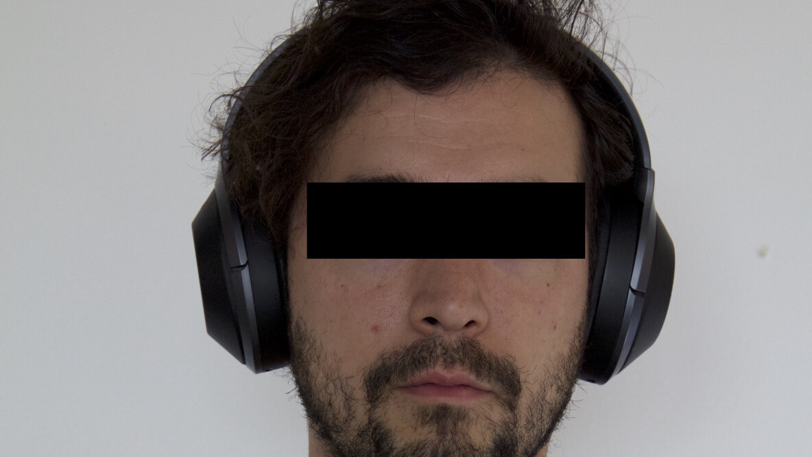 Sorry Sony, I'm stealing those sweet noise-cancelling headphones you lent me