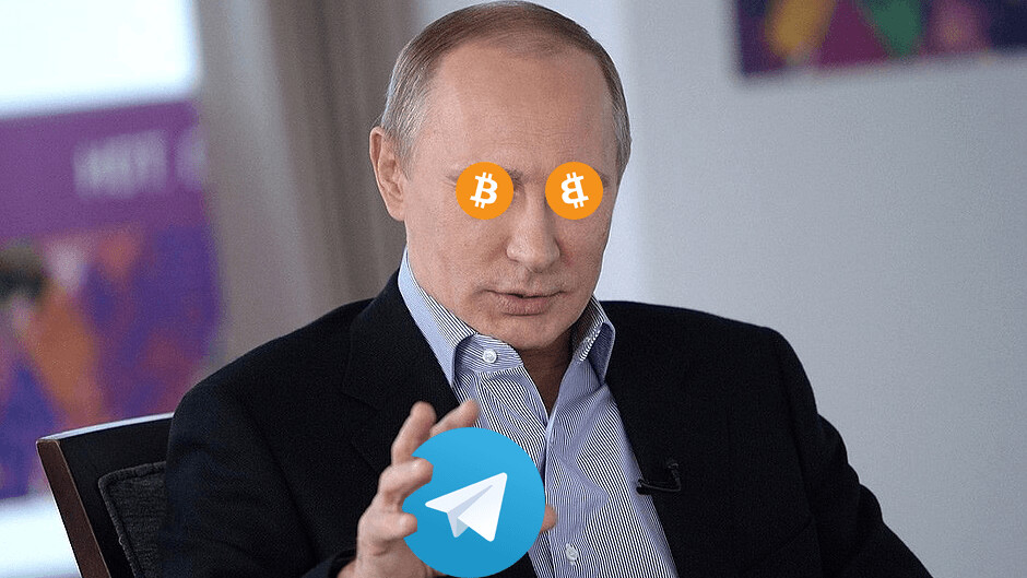 Where will crypto-nerds go now that Telegram is blocked in Russia?