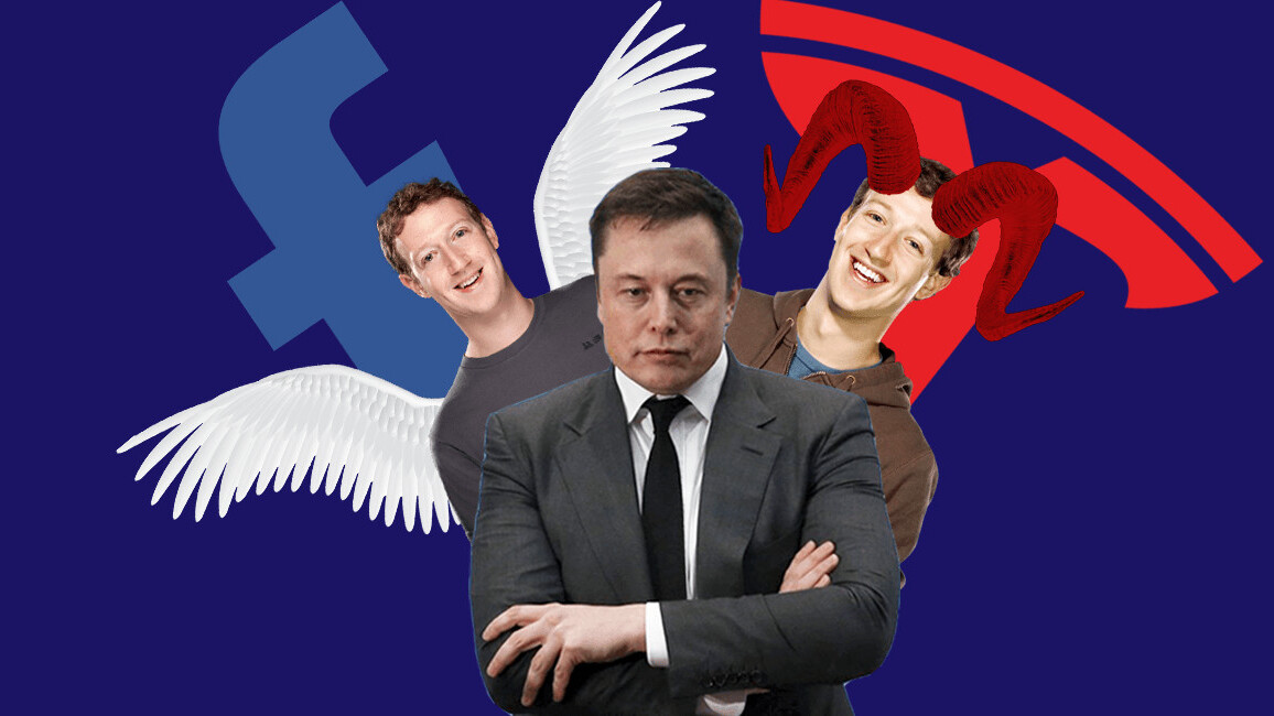 Elon Musk didn't delete SpaceX and Tesla from Facebook, according to this developer