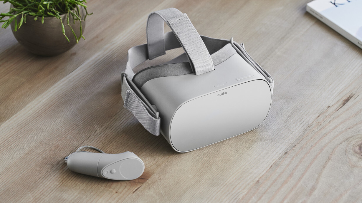 Facebook's Oculus Go is finally available, starting at $199