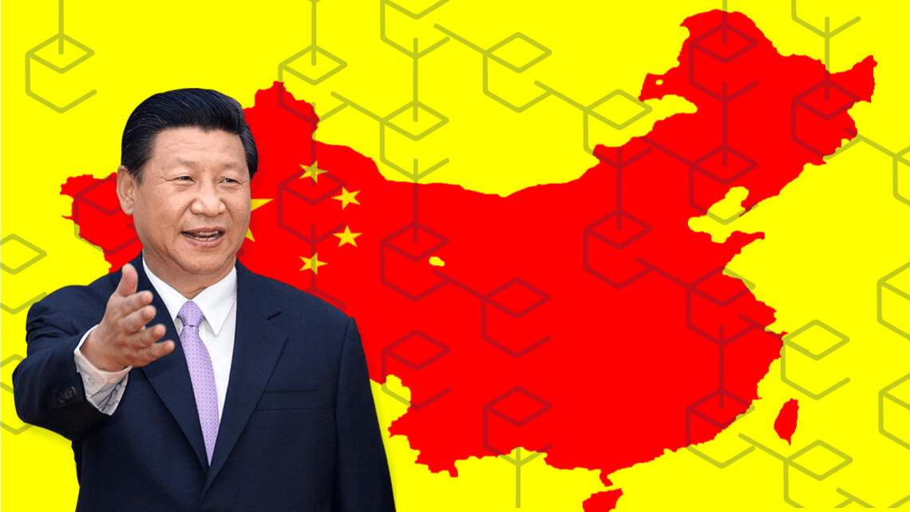 President of China endorses blockchain technology