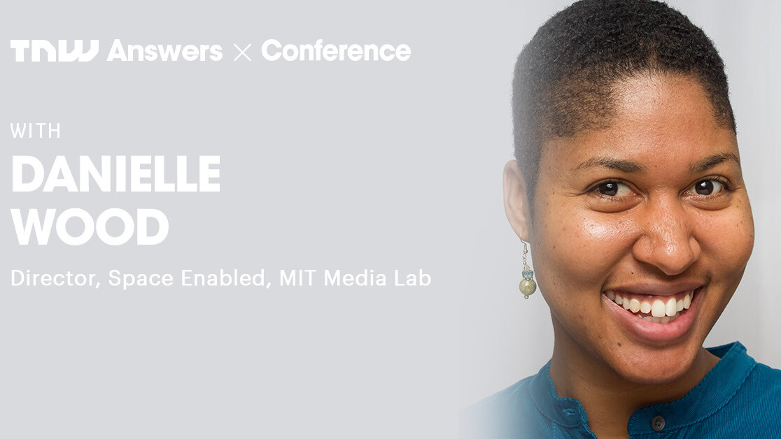 Launch your question into MIT's Danielle Wood's Answers session