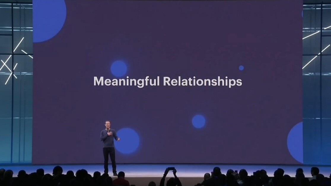 Facebook uses its ad policies to block apps that compete with its dating service