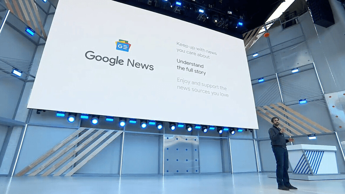 Google News aims to fix journalism by offering an easy way to pay for it