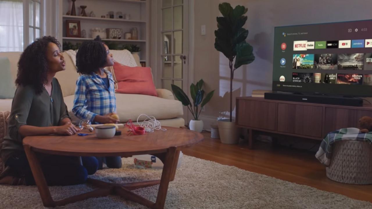 JBL's Android TV-powered soundbar looks like the ultimate smart speaker