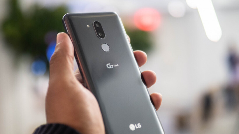 The LG V40 may have 5 cameras because why not