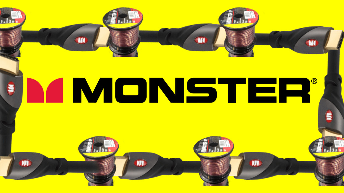 Ultra-pricey cable manufacturer Monster is doing an ICO. Seriously
