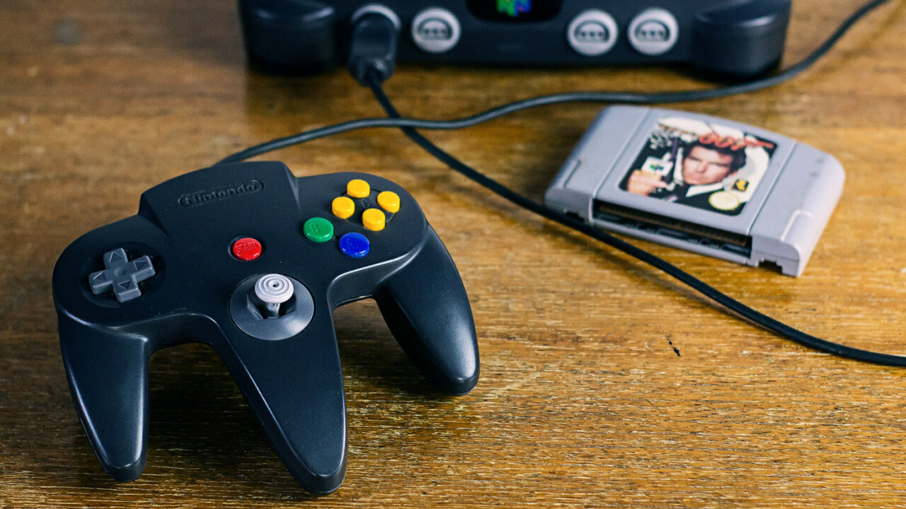 A Nintendo 64 console reissue might be on the way