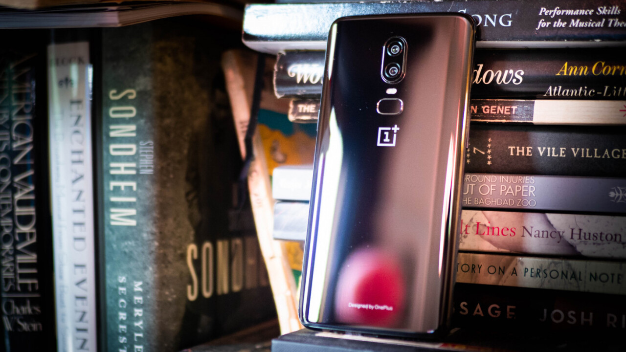 Hands-on: This is the OnePlus 6, starting at $529
