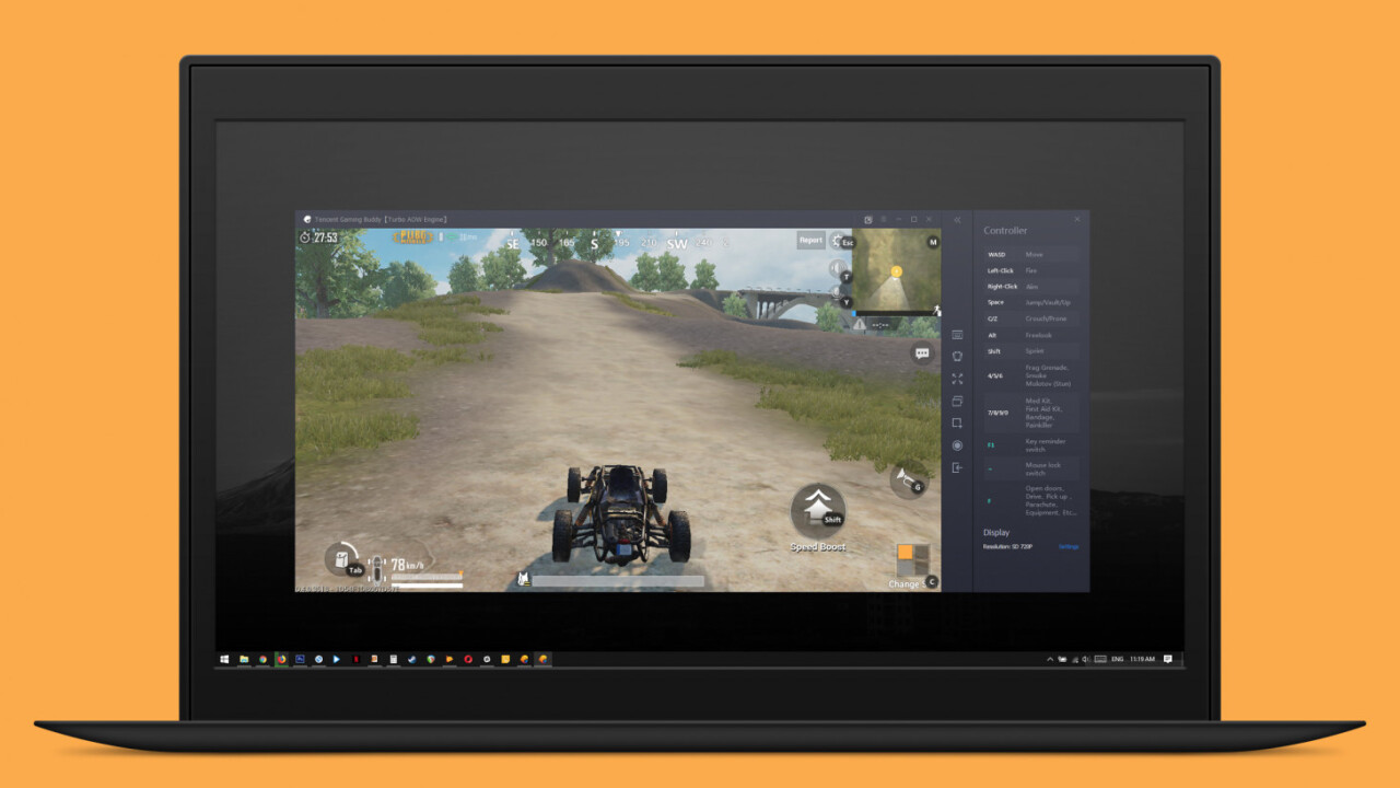 PUBG Mobile now works on your PC, thanks to an official emulator