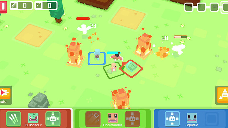 Pokémon Quest launches on the Nintendo Switch as a free-to-play RPG for all ages