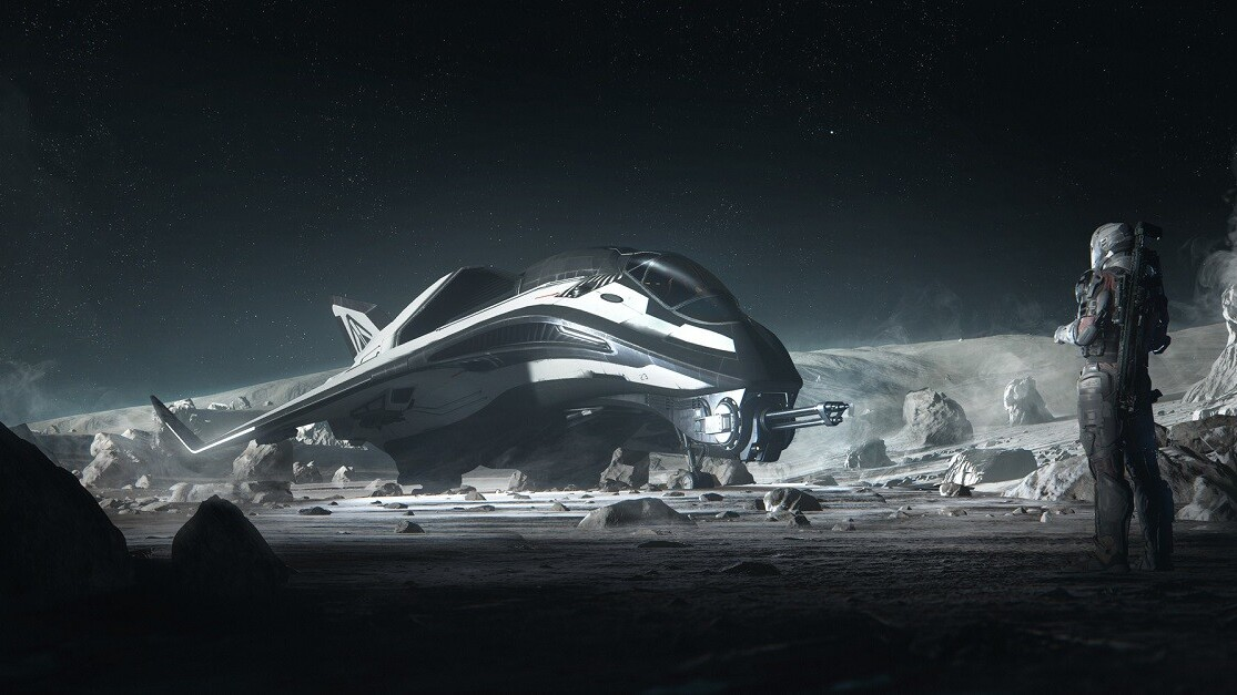 Here's why that $27k Star Citizen pack makes perfect sense