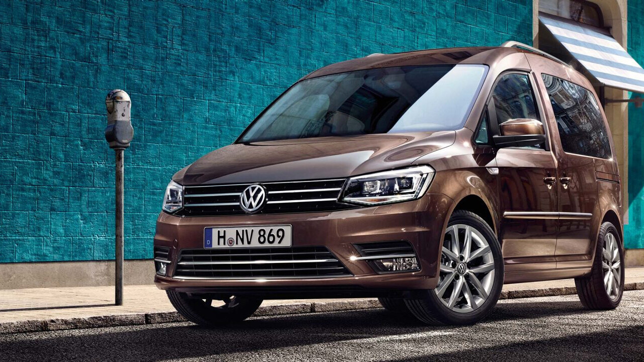 Apple reportedly partners with VW to build self-driving shuttle vans