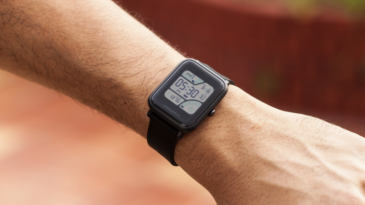 Amazfit's Bip is a solid $99 fitness tracker — but a mediocre smartwatch