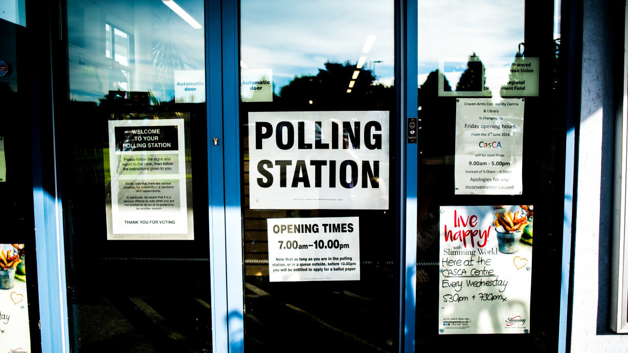 How to find your polling station and candidates in the English local election
