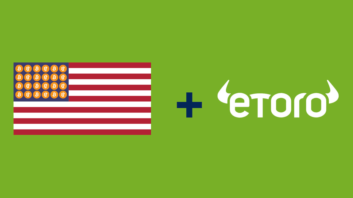eToro is expanding its cryptocurrency trading operation to the US