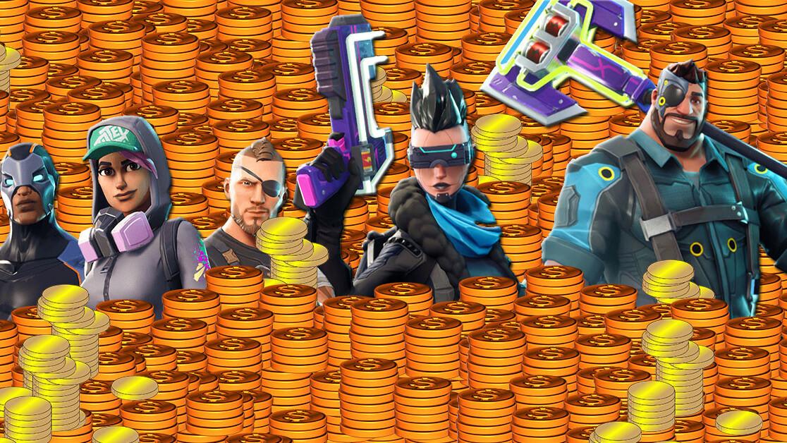 Epic Games announces $100 million prize pool for upcoming Fortnite season