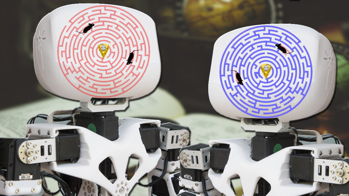 DeepMind's AI taught itself to navigate like a mammal