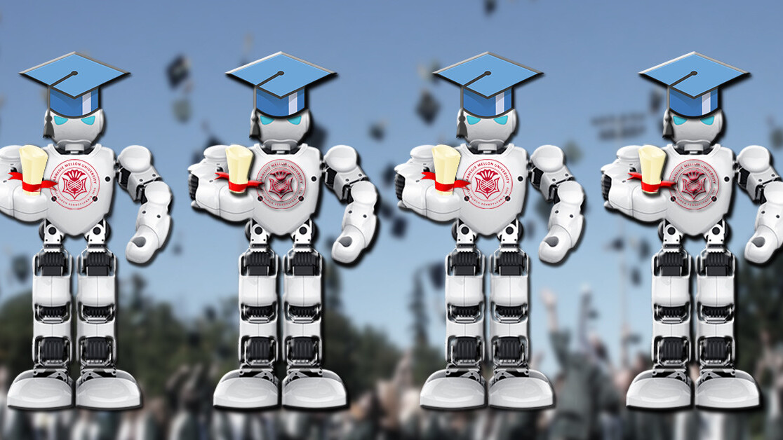 Carnegie Mellon welcomes our robot overlords with first-ever AI undergraduate degree