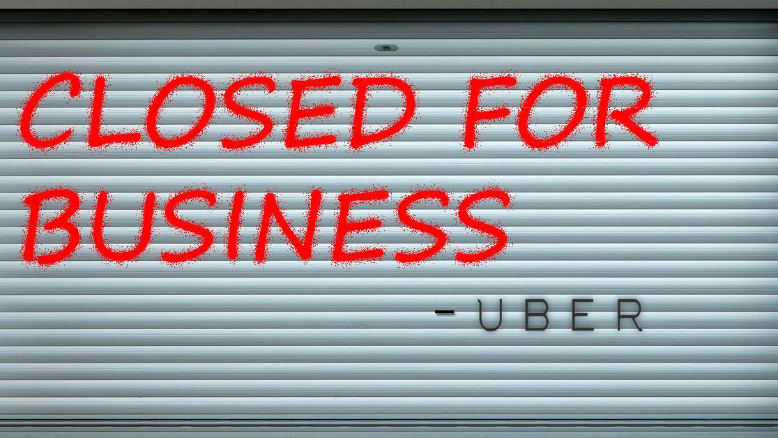 Uber shutters self-driving car testing program in Arizona