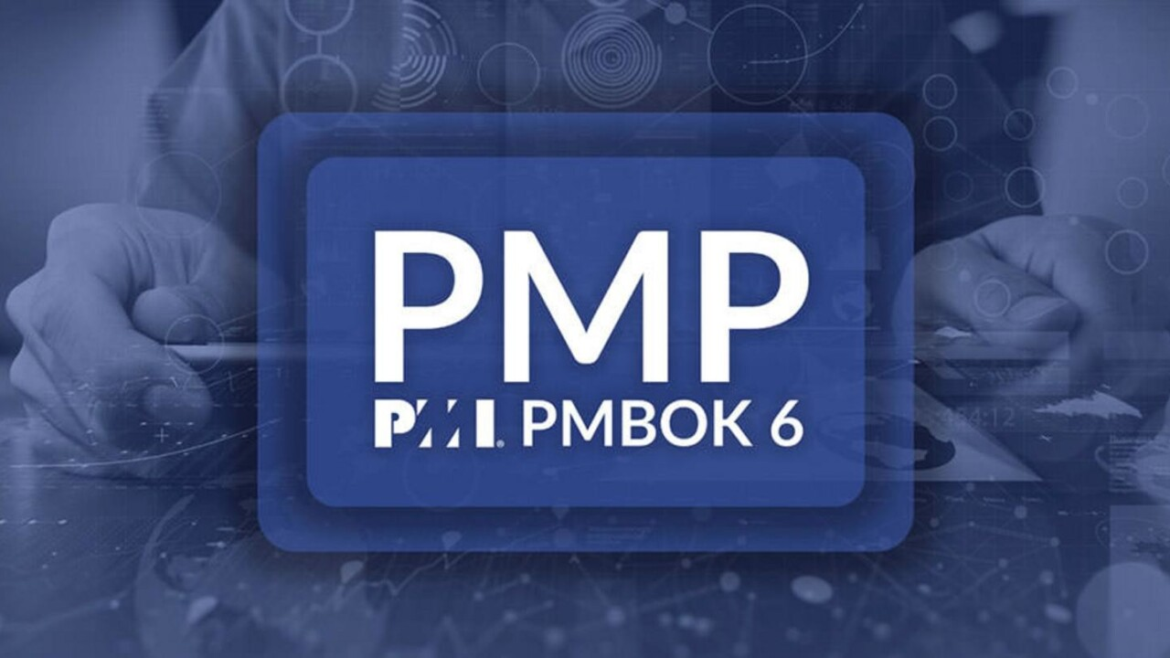Work up to earn a PMP project management certification for only $19.99