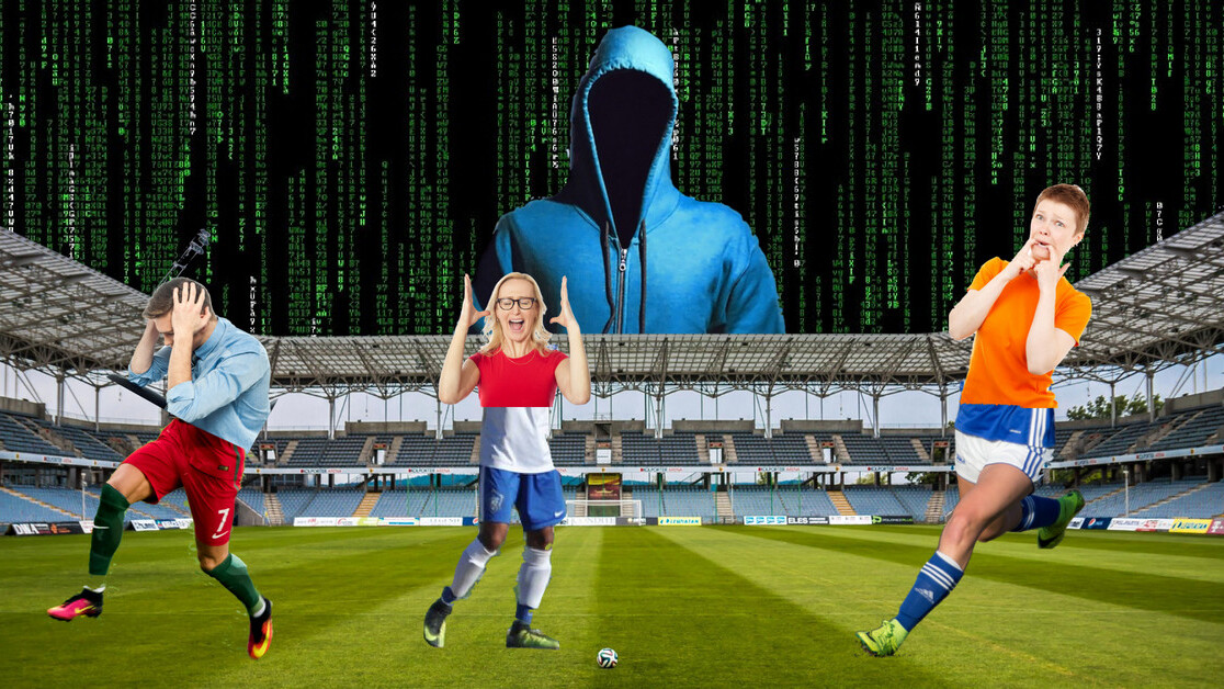 How the World Cup leaves fans and footballers vulnerable to cyber attacks