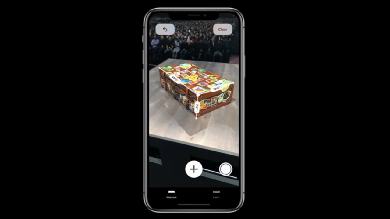 Apple's new Measure app is like an AR ruler for your iPhone