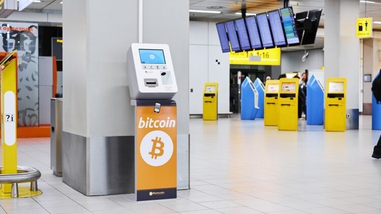 There are now over 5,000 cryptocurrency ATMs around the world