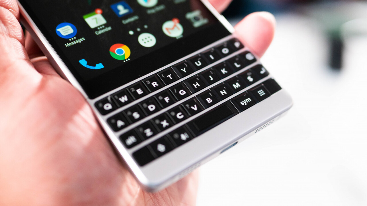 Review: The Key2 is the best BlackBerry phone. Ever.