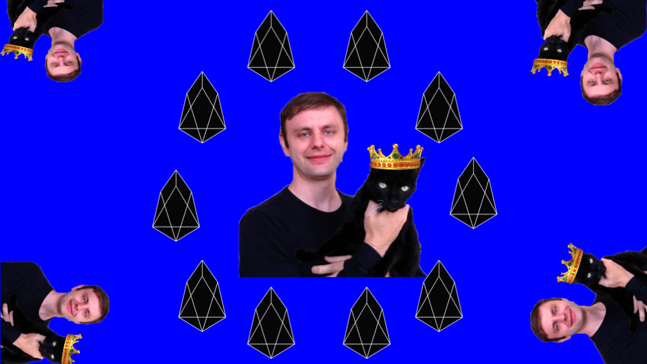 EOS creator Block.one to 'participate' in blockchain governance