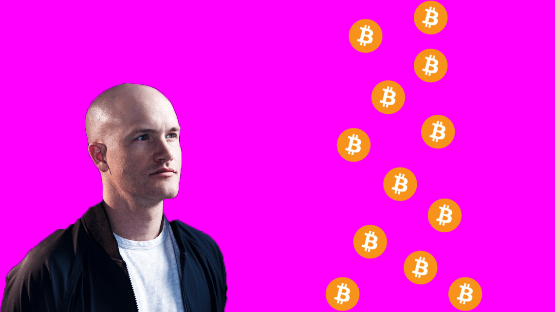 Coinbase CEO launches charitable cryptocurrency fund