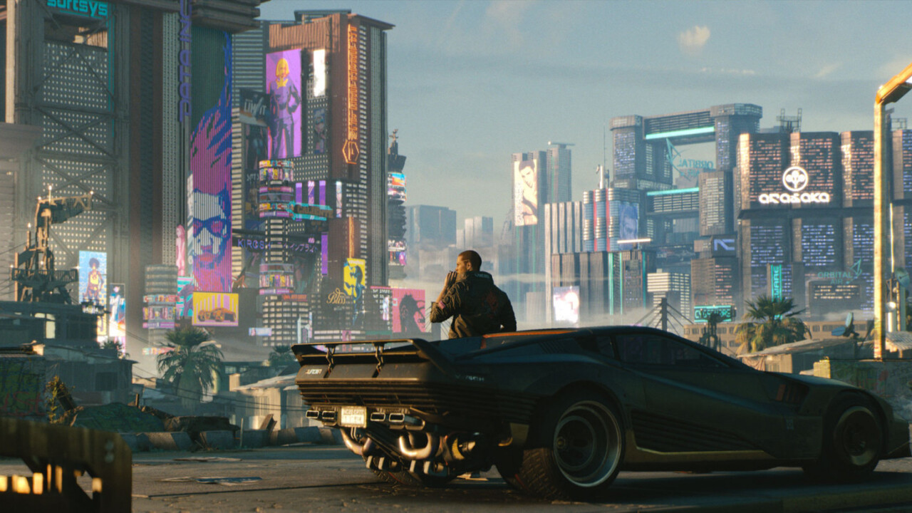 Cyberpunk 2077 teases 'streamer mode' that disables copyrighted music