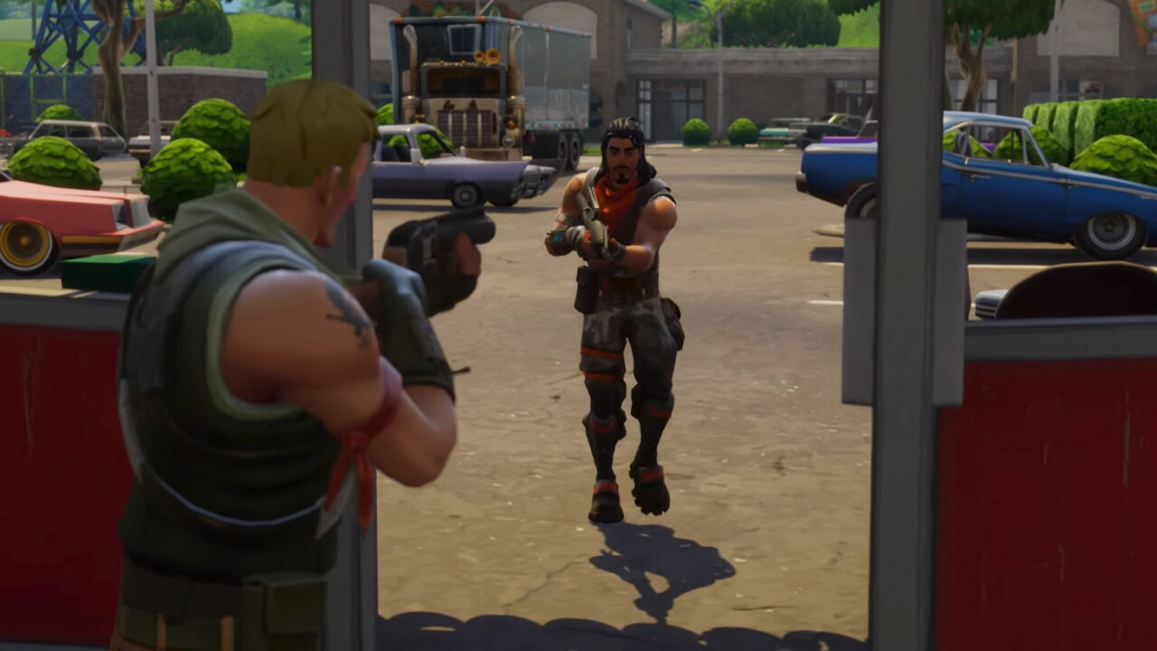 Fortnite is coming to Nintendo Switch today