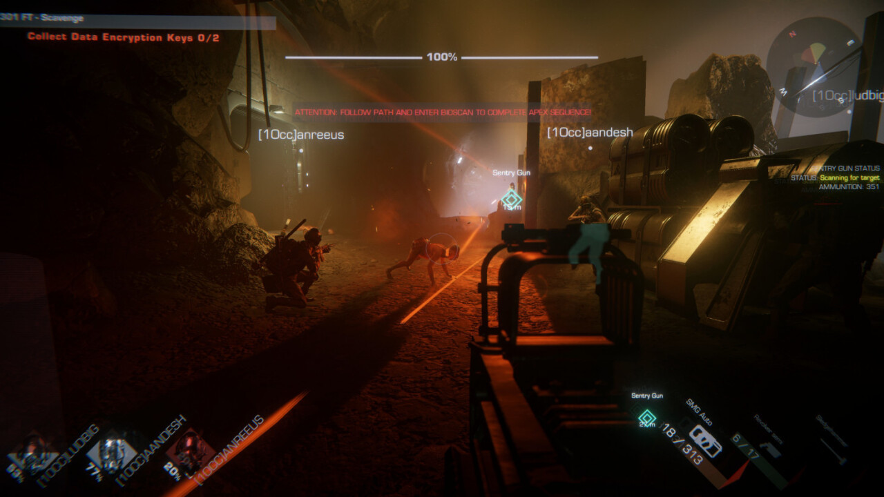 GTFO might be the scariest team-based shooter I've ever played