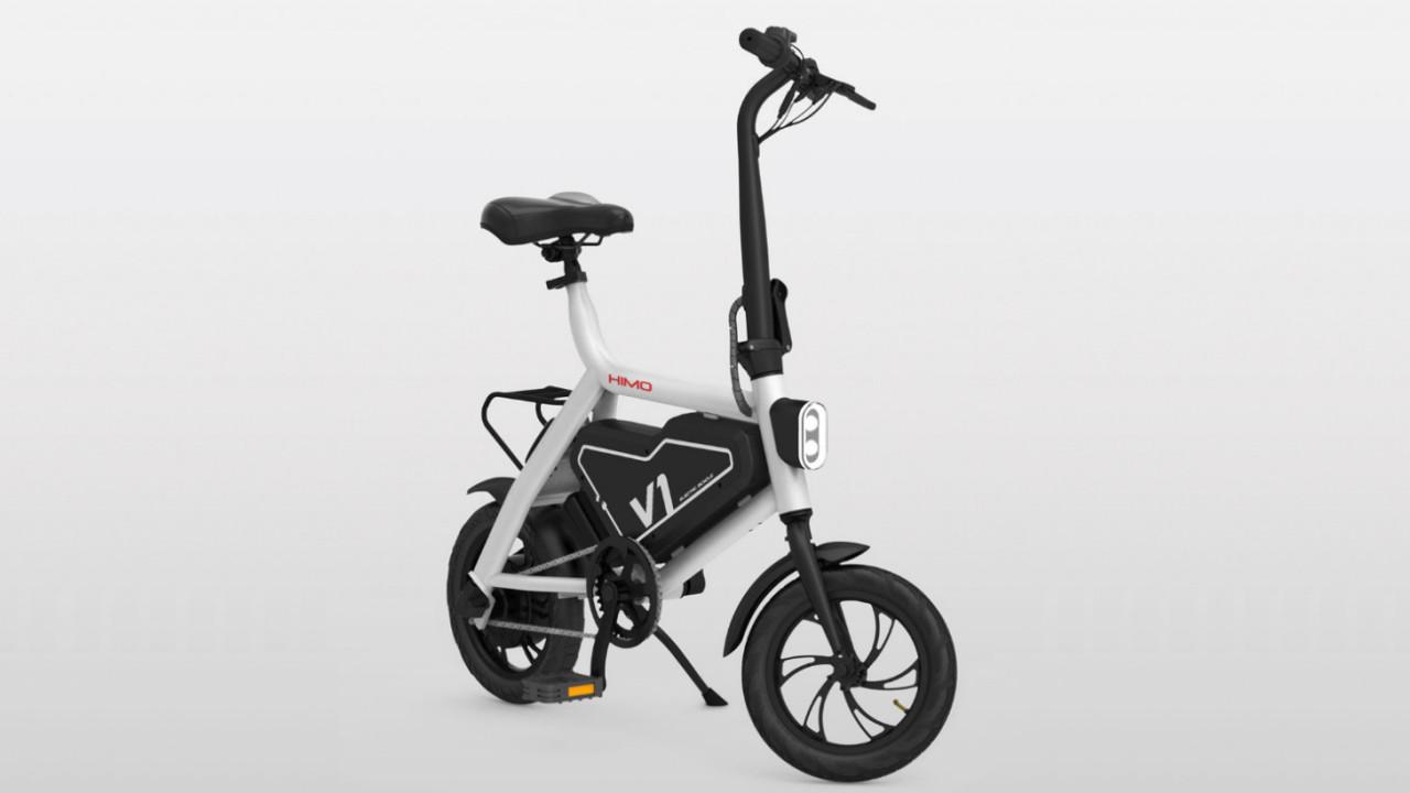 Xiaomi is crowdfunding this hella cute e-bike