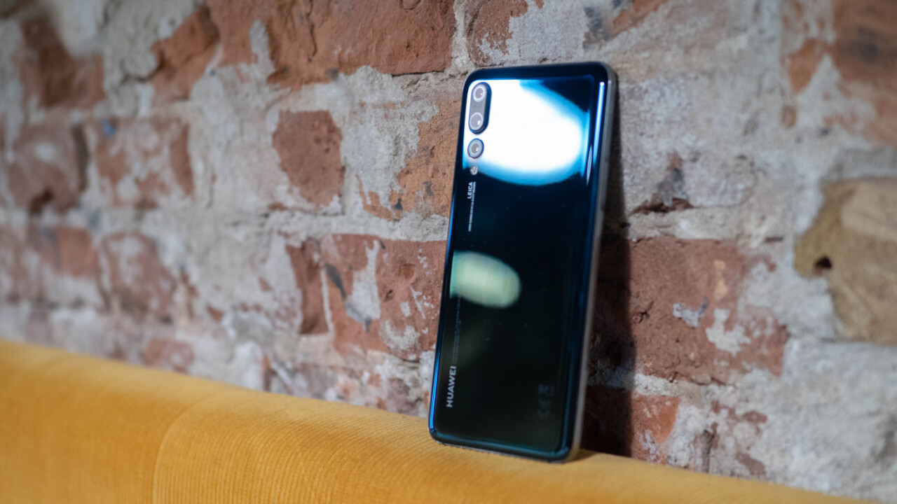 Review: Huawei's P20 Pro isn't my favorite Android phone