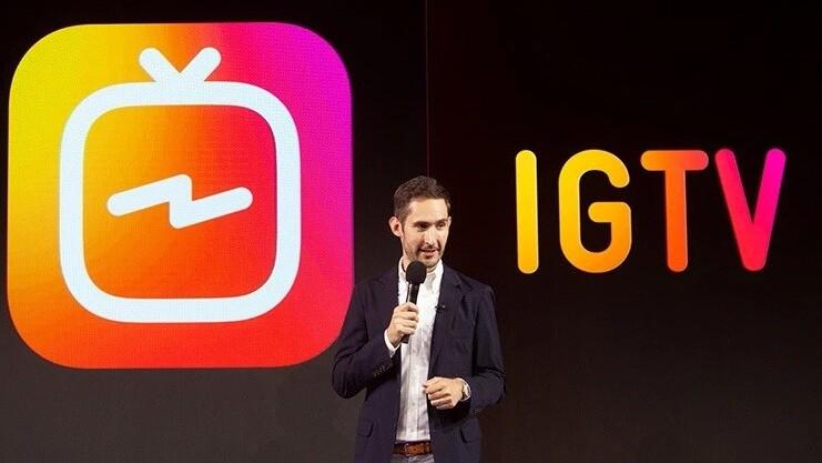 Instagram tests IGTV ads that let creators monetize their vids