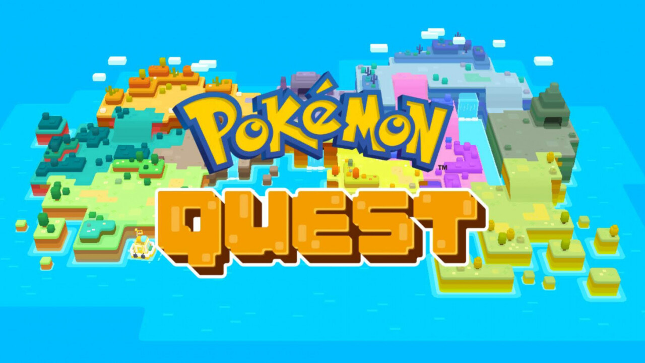 Pokémon Quest lands on Android and iOS for free